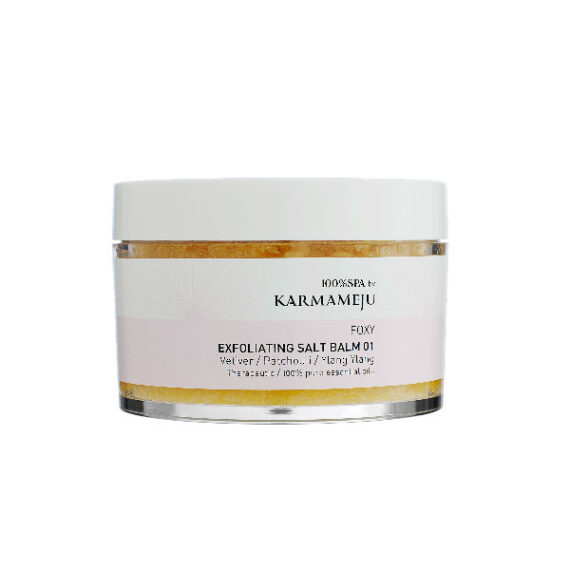 Foto af Karmameju Foxy salt body scrub 01 350 ml