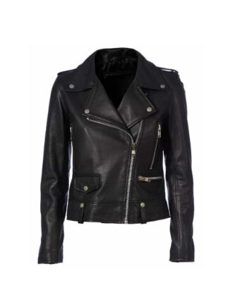 Foto af MDK Seattle leather jacket