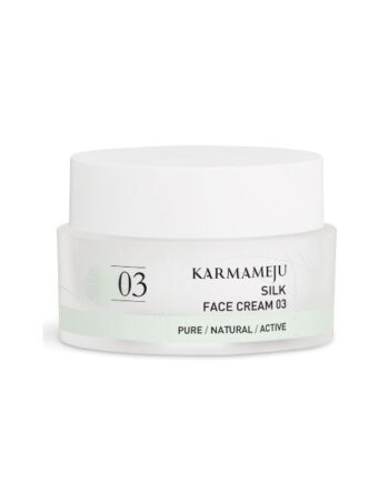 Foto af Karmameju SILK face cream 03 50 ml