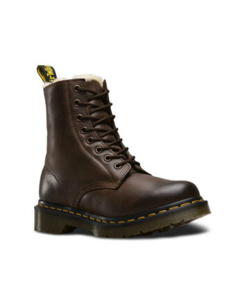Foto af Dr. Martens Serena 21797201 Dark brown Burnished Wyoming