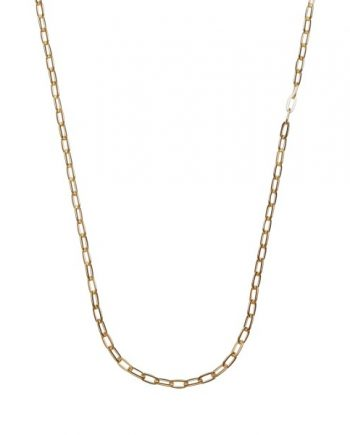 Foto af Stine A Big Chunky Pendant Chain Gold