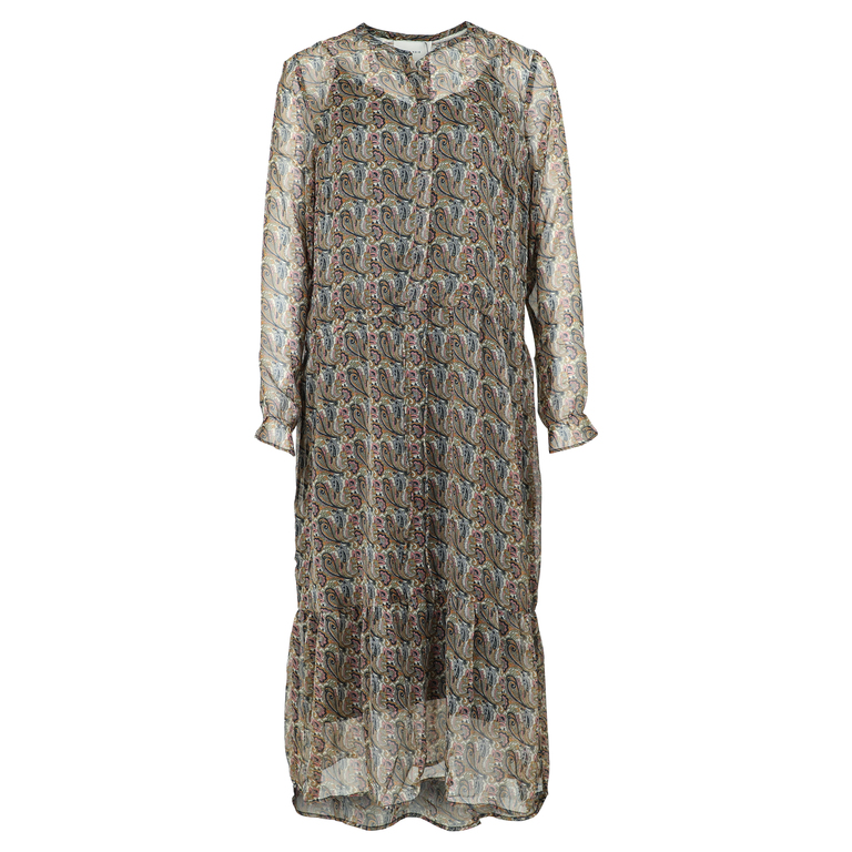 18e61df5e643 Foto af Neo Noir Angel Printed Dress Paisley