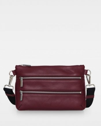 Foto af Decadent Jessie Belt Bag Oxblood