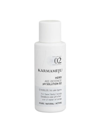 Foto af Karmameju HERO pH Solution 02 Travel Size 50 ml