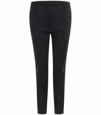Foto af Coster Copenhagen Pants W. Zipper Pockets Julia Black