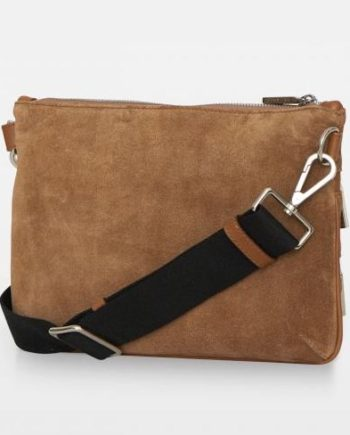 Foto af Decadent Belt Bag Suede Latte