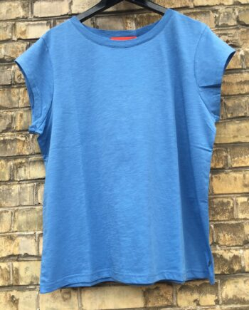 Foto af Coster Copenhagen Basic Tee Airy Blue