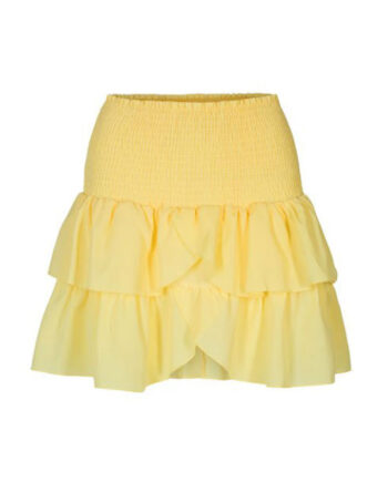 Foto af Neo Noir Carin Skirt Yellow