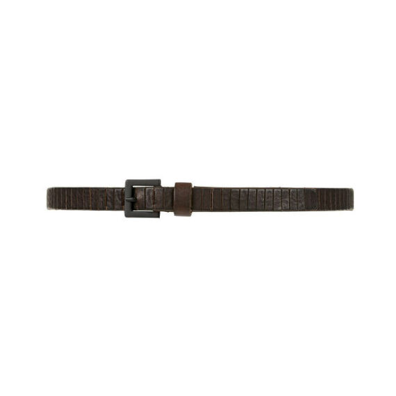 Foto af Depeche Narrow Belt Brown