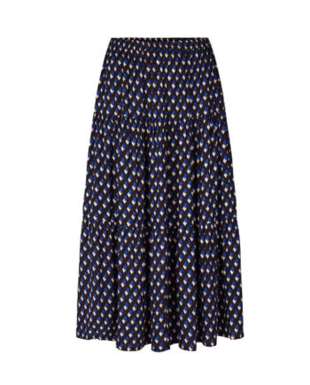 Foto af Lollys Laundry Morning Skirt Blue