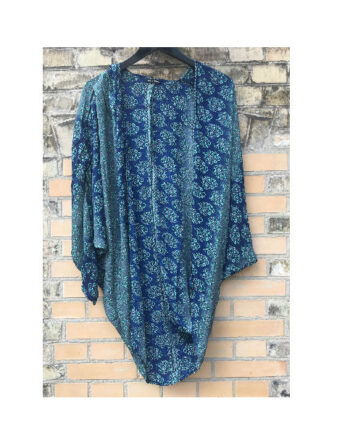 foto af Black Colour Luna Batkimono Midnight Blue