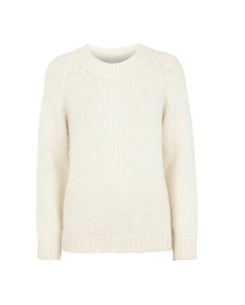 Foto af BasicApparel Aliki Sweater Creme