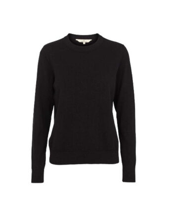 Foto af BasicApparel Vera Sweater Black