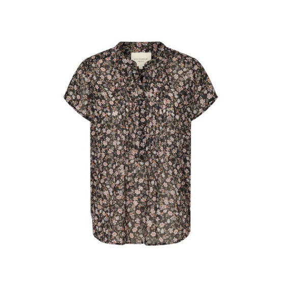 Foto af Lollys Laundry Heather Shirt Flower Print