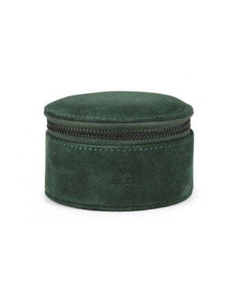 Foto af Markberg Lova Jewelry Box L Suede Dark Green