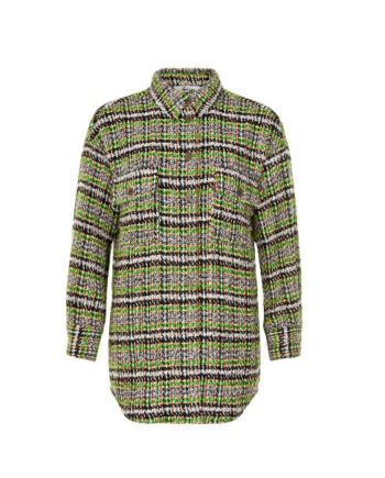 Foto af And Less Alsherry Shirt Multi Colour