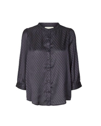 Foto af Lollys Laundry Amalie Shirt Black
