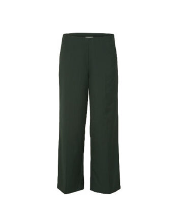 Foto af Norr Logan Pants Dark Green