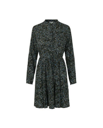 Foto af MbyM Marra Dress Madalina Black Print