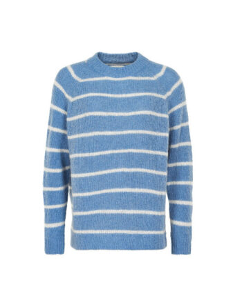 Foto af And Less Albambina Pullover Colony Blue