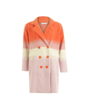 Foto af Coster Copenhagen Jacket With Buttons Pink Dream