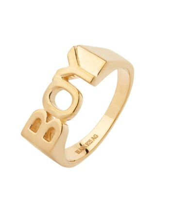 Foto af Maria Black Boy Ring Gold