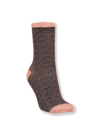 Foto af BeckSöndergaard Dina Animal Sock Rose