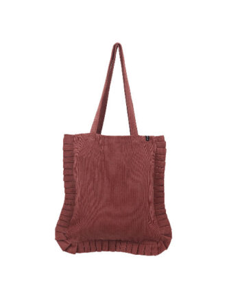 Foto af Black Colour Gabby Shopper Pepe Rose Corduroy