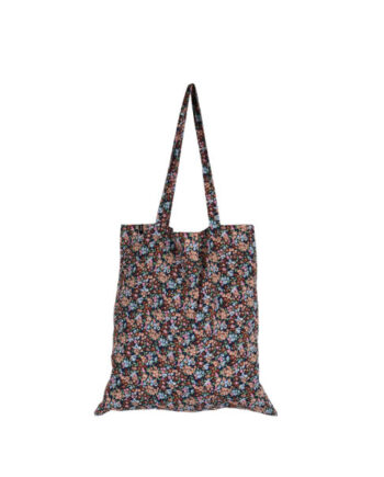Foto af Black Colour Liberty Shopper Blue