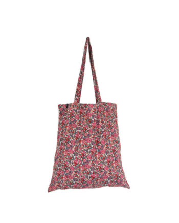 Foto af Black Colour Liberty Shopper Pink