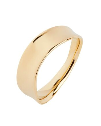 Foto af Maria Black Noon Ring Gold