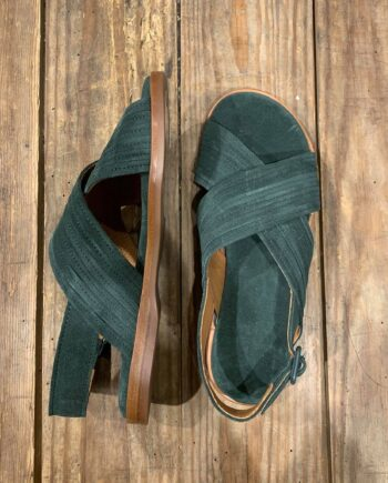 Foto af Anonymous Copenhagen Bria Calf Suede Forrest Green