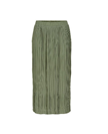 Foto af And Less Alabbygail Skirt Vetiver