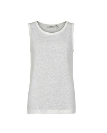 Foto af And Less Albilea Top Bril. White