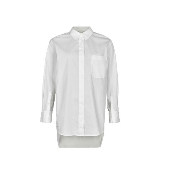 Foto af And Less Alcaile Shirt Bril. White