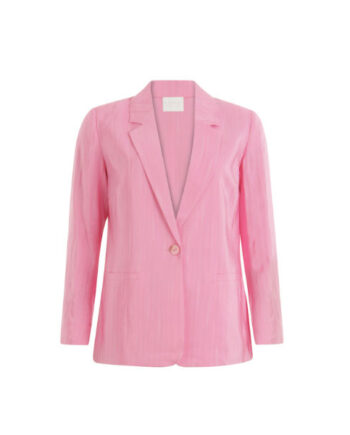 Foto af Coster Copenhagen Suit Jacket w. Button Closure Candy Pink