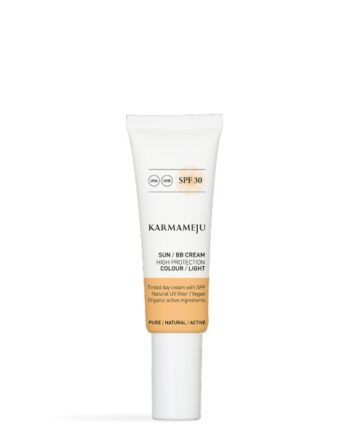 Foto af Karmameju Sun BB Cream SPF 30 Light 50 ml.