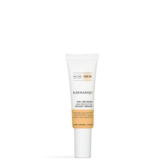 Foto af Karmameju Sun BB Cream SPF 30 Medium 50 ml.