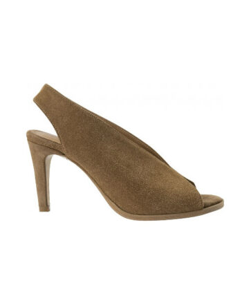 Foto af Pavement Limon Taupe Suede