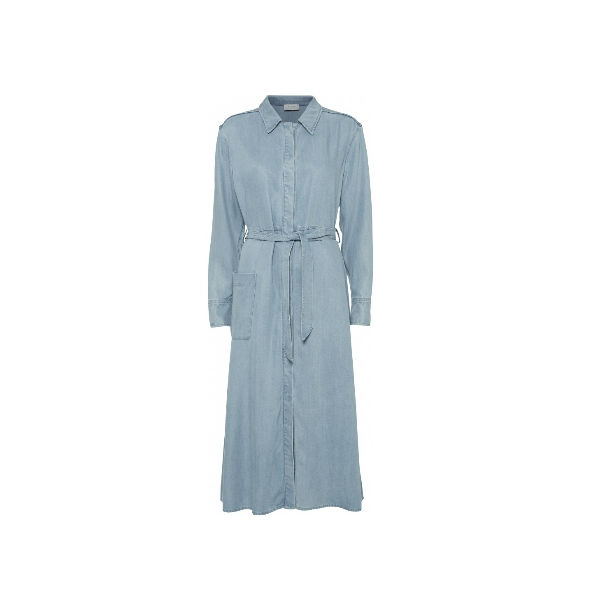 Foto af Norr Gramy Dress Light Blue
