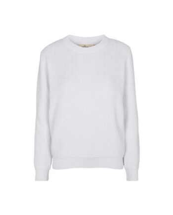 foto af Basic Apparel Kela Sweater White