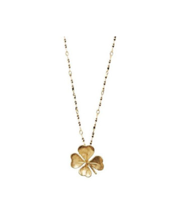 Foto af Pico Lucky Love Necklace Gold