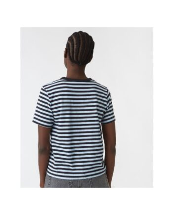 foto af HOPE First Tee Shirt Blue Stripe