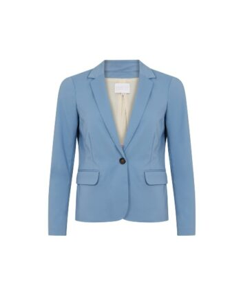 foto af Coster Copenhagen CC Heart Short Blazer Baltic Blue