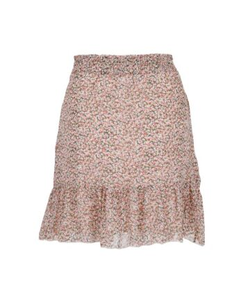 foto af Neo Noir Bella Rose Flower Skirt Rose