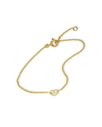 foto af LULU Secret Bracelet Gold Plated