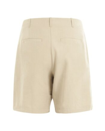 foto af Coster Copenhagen Shorts w. Horn Buttons and Pockets Khaki