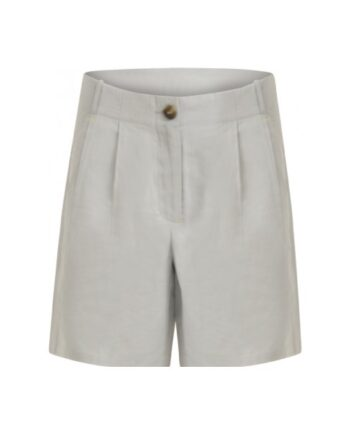 foto af Coster Copenhagen Shorts w. Horn Buttons and Pockets Frost Blue