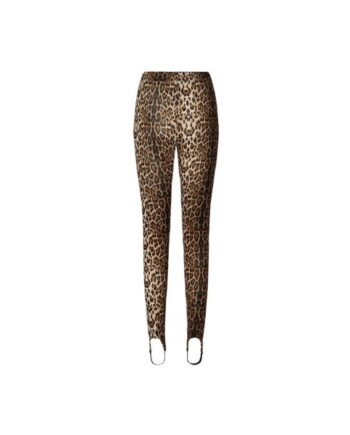 foto af Lollys Laundry Dolly Leggings Leopard Print