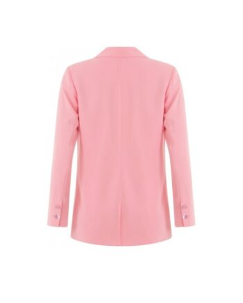 foto af Coster Copenhagen Jacket w. Slit At Back Rasberry Pink